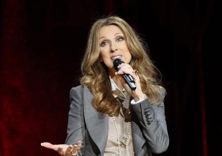 Céline Dion en tête des ventes d'albums