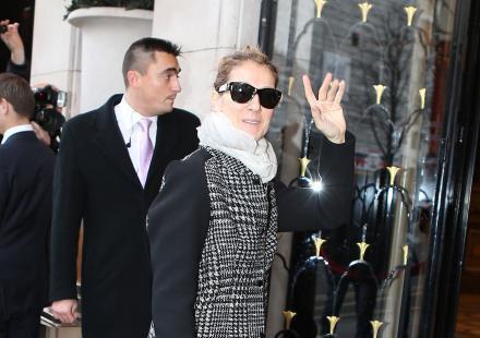 Céline Dion : à peine arrivée à Paris et déjà chez le médecin