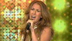Céline Dion & les One Direction EN LIVE aux Bambi Awards 2012