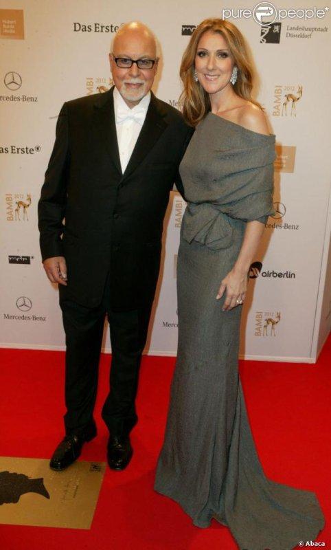 Céline Dion, éclatante : Fière de son Bambi, elle partage son bonheur avec René