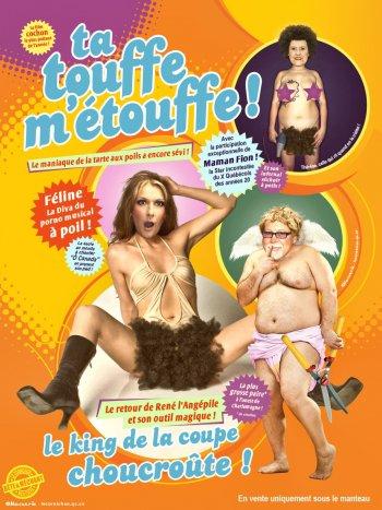 France, énorme succès pour la divatissime Céline Dion