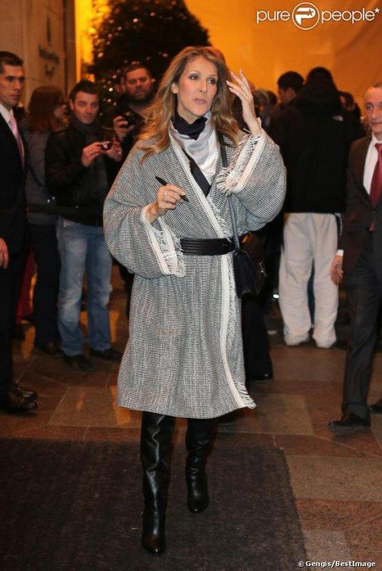 Céline Dion : Derniers moments à Paris avec René, René-Charles et les jumeaux