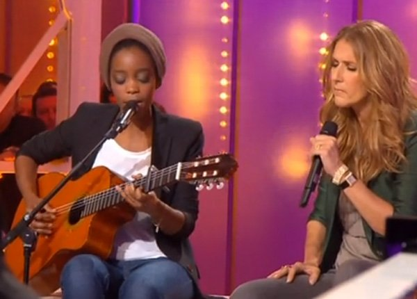 Céline Dion fait encore des merveilles à la télévision française