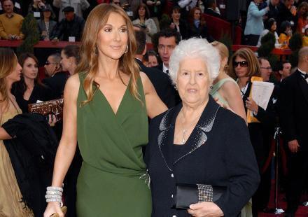 Céline Dion : sa maman a failli mourir