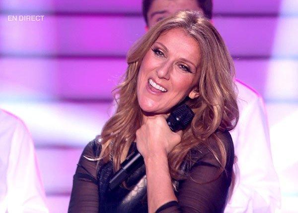 Grille de 6ter, HD1, Numéro 23, Chérie 25 > Céline Dion en prime time