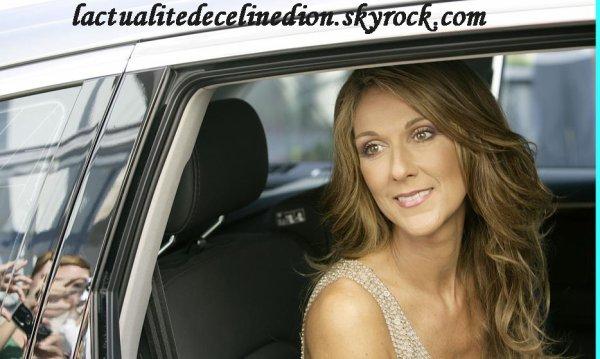 Céline en voiture !