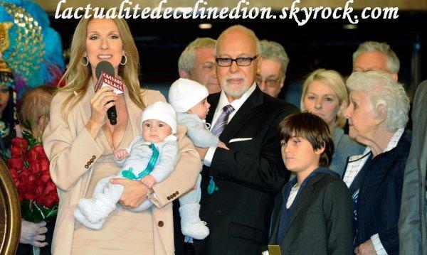 Céline en famille !