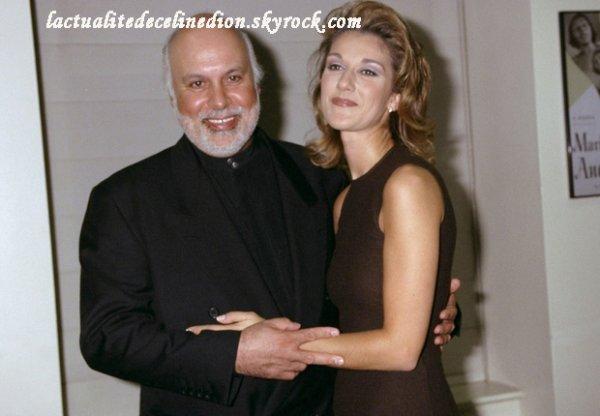 Le couple en 1997
