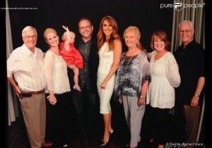 Céline Dion, parodiée par un fan: Parole tenue, toute sa famille reçue à Vegas !