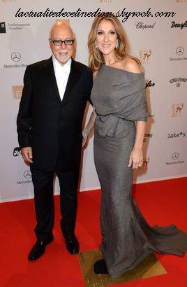 Céline Dion et René Angélil à Montréal pour 10 jours