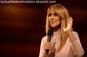 Céline Dion « Il ne faut pas juger la vie; il faut la vivre du mieux qu'on peut. On vit un jour à la fois.»