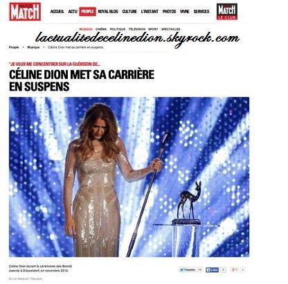 Céline: Ce que les médias étrangers ont dit