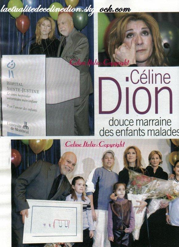 les scans de Céline Dion !