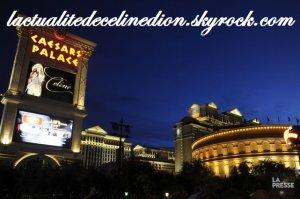 Las Vegas sans Céline Dion