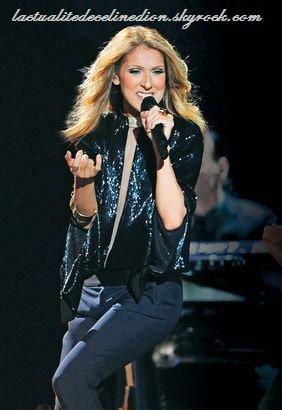 Sondage : Céline Dion toujours parmi les artistes préférés des Américains.