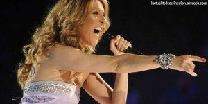 Céline Dion : la chanteuse est totalement sous l'eau