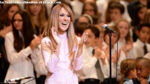 Céline Dion remettra un prix