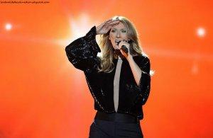 Céline Dion plus forte que jamais
