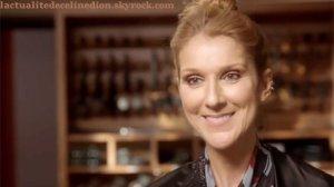 Céline Dion sur la trame sonore de La Guerre des tuques 3D