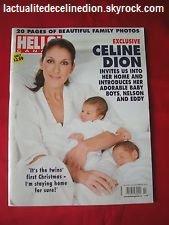 Céline Dion organise les funérailles de René