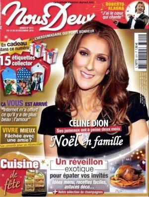 Céline Dion rend hommage à son mari René en plein concert