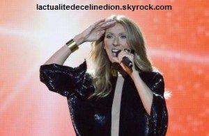 Céline Dion au Centre Vidéotron