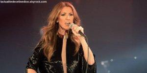 Céline Dion de retour en Belgique!