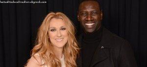 La photo du jour : Omar Sy & Céline Dion
