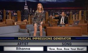 Céline Dion: sa délirante imitation de Cher, Rihanna et Sia