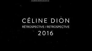 L'année 2016 de Céline Dion