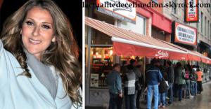 Céline Dion sauve le Schwartz's de Montréal