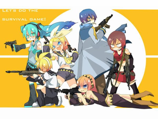 Call of Vocaloid