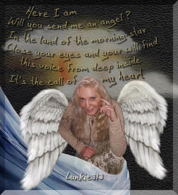 ♥ Will you Send Me An Angel ♥
