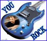 guitare  de la mienne