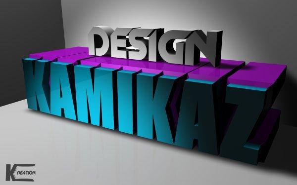 !! Kamikaz Design 3D !!