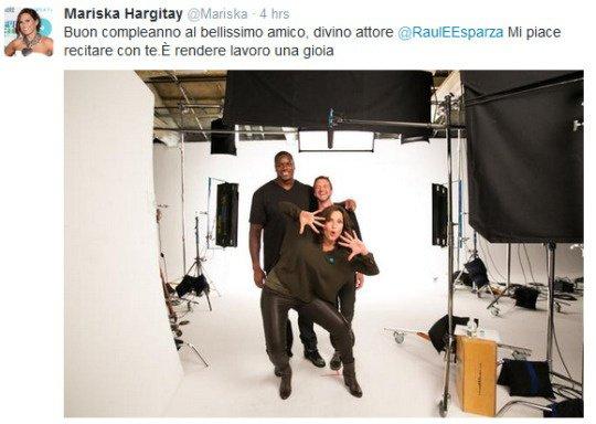 Mariska,Raul &.............