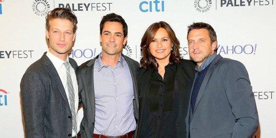 Peter,Danny,Mariska & Raul