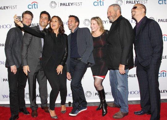 Peter,Danny,Mariska,Raùl,Dick,Ice-T &..............