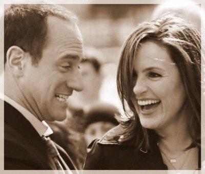 Chris & Mariska