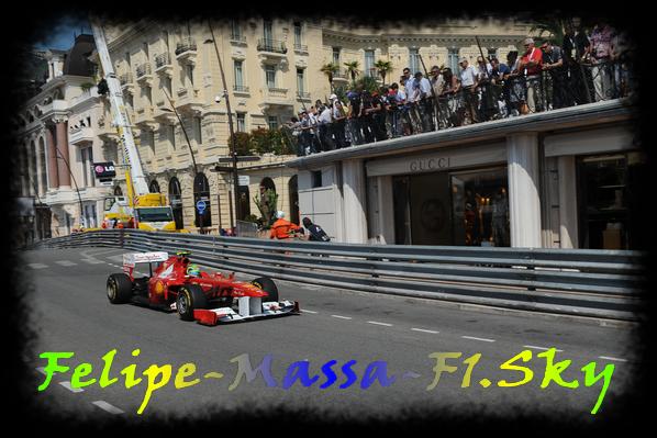Samedi - Qualification du Gp de Monte-Carlo - Monaco.