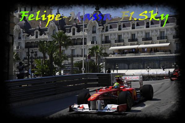 Dimanche - Course - Monte-Carlo - Monaco.