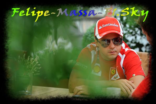 Blog de Felipe Massa. Art. 2 GP du Canada : Felipe Massa et Hamilton se sont expliqué.