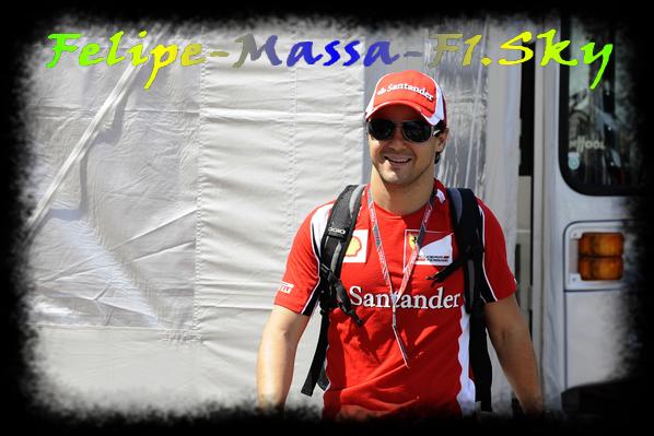 Felipe Massa a de bons souvenirs à Valence