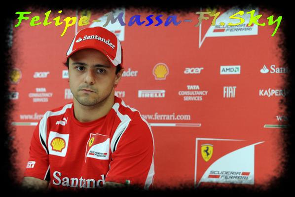 Preview de Felipe Massa - Gp d'Europe - Valence - Espagne.