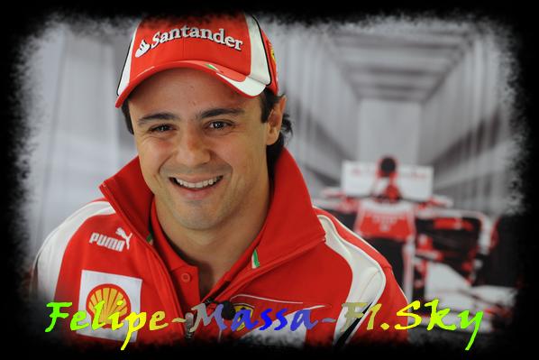 GP d'Angleterre : Jeudi : Preview de Felipe Massa.