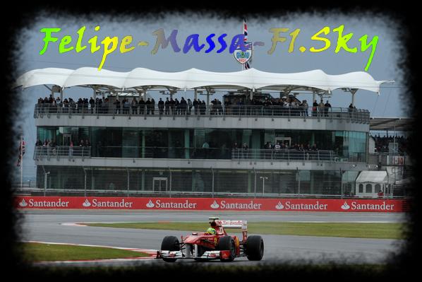 Vendredi - essais libres 2 du Gp de Silverstone - Angleterre.