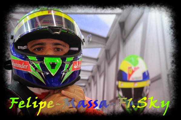 Art. 1 Les réponses de Felipe Massa suite à un tchat. Art. 2 Le blog de Felipe Massa : ''Nous serons compétitifs en Allemagne''. Art. 3 Montezemolo confirme Alonso et Felipe Massa pour 2012.