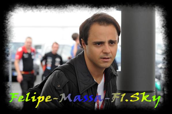 L'avenir de Felipe Massa sans le rouge de Ferrari dès 2012 ?