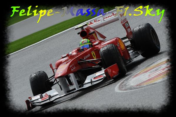 Vendredi - essais libres 2 du Gp de Spa Francorchamps - Belgique.