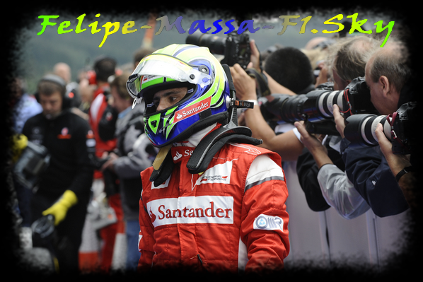 Samedi - Qualification du Gp de Spa Francorchamps - Belgique.